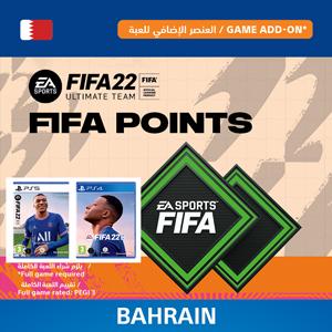 Bahrain FIFA 22 FUT points