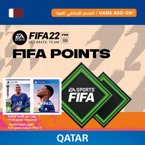 Qatar FIFA 22 FUT Points