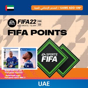 UAE FIFA 22 FUT points
