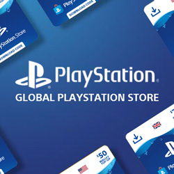 Global PSN wallet top-up