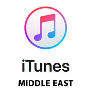 Middle East iTunes Gift Cards