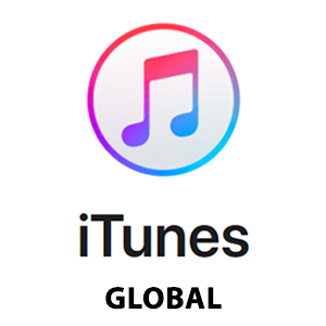 Global iTunes Gift Cards