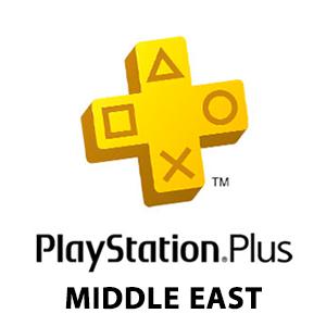 Middle East PlayStation Plus Memberships